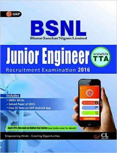 Guide to BSNL Telecom Technical Assistant(TTA) Junior Engineer