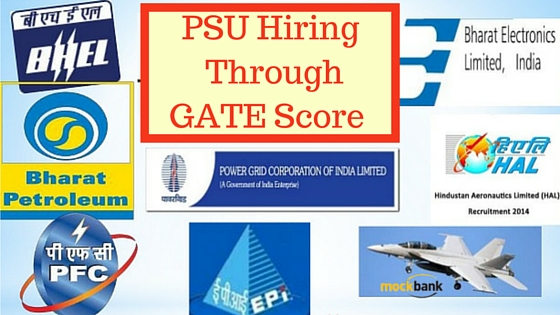 PSU_Hiring_Through_GATE_Score