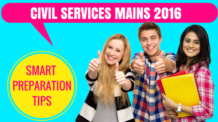 Civil Services Mains Preparation