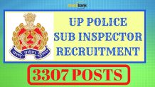 UP Police SI Recruitment 2016