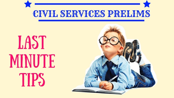 UPSC Civil Services Prelims