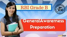 RBI Grade B General Awareness Preparation Strategy and Tips
