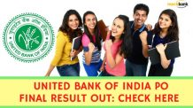 United Bank of India PO Exam Analysis, Cutoff & Result