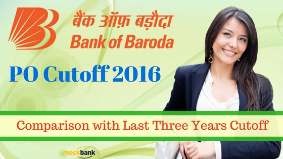 Bank of Baroda PO Cutoff 2016- Expected BOB PO Cutoff