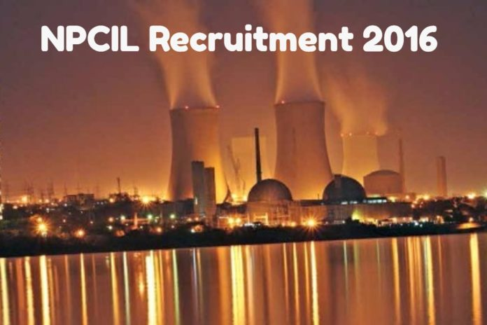NPCIL Recruitment 2016 for Executive Trainee Posts. Apply Now.