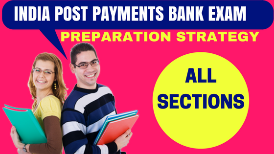 India Post Payments Bank Exam Preparation