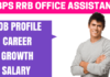 IBPS RRB Office Assistant