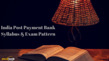 India Post Payment Bank Exam Pattern