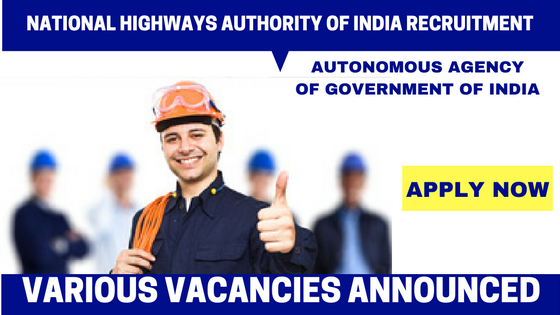 National Highways Authority