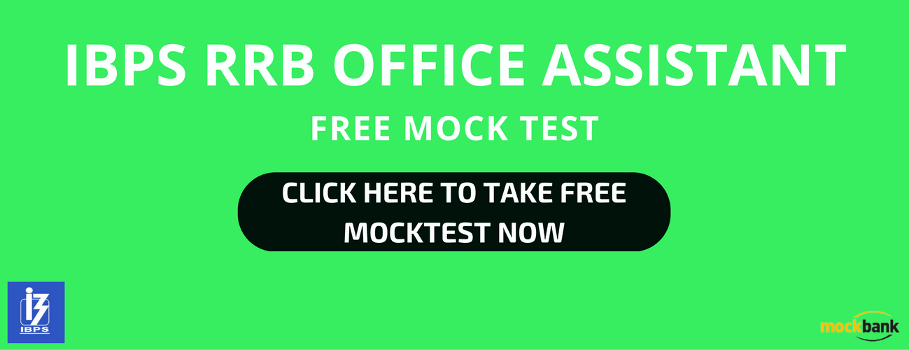 ibps-rrb-office-assistant-prelims-free-mock-test-live-test-ibps.in