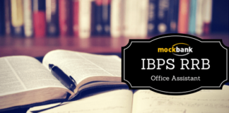 IBPS RRB Office Assistant Syllabus