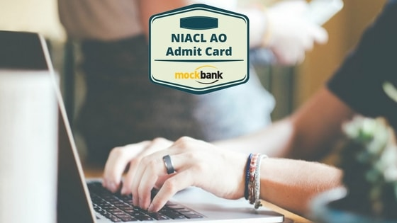 NIACL AO Admit Card