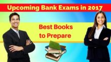 Upcoming Bank Exams in 2017 and Best Books to Prepare for them
