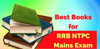 Best Books for RRB NTPC Mains