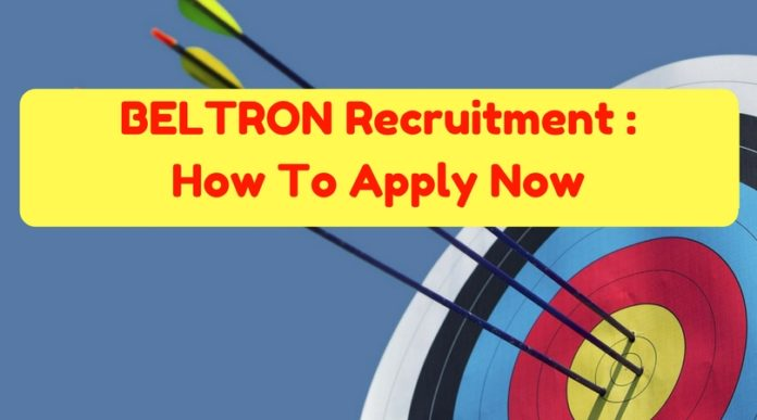BELTRON Recruitment 2017 Apply Online Application form Details