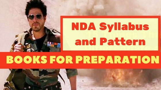 NDA Syllabus Pattern Books for preparation to crack the Exam