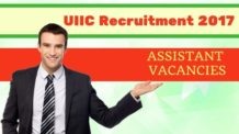 UIIC Recruitment 2017 : Apply Now for Various Posts