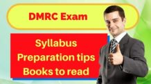 How To Prepare for DMRC Exam – Syllabus, Preparation tips and Books