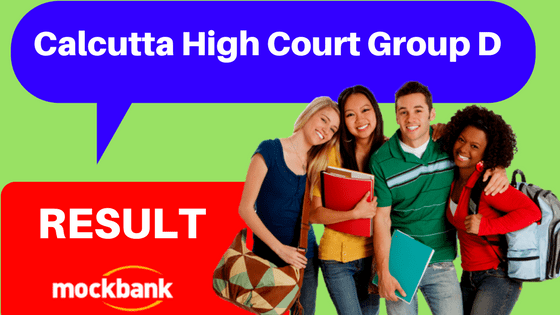 Calcutta High Court Result