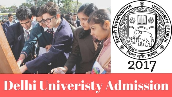 Delhi University Admission