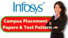 Infosys Placement Papers and Test Pattern