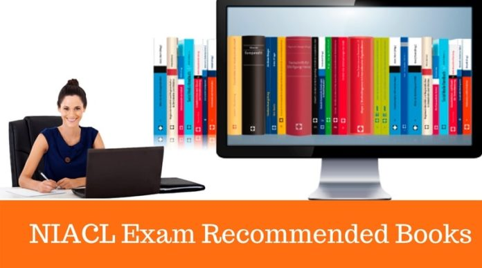 NIACL Exam Recommended Books