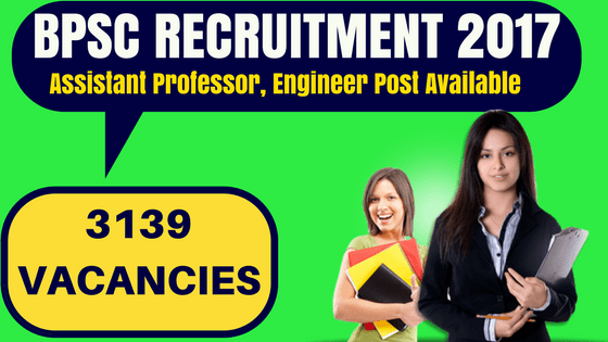 Bihar PSC Recruitment