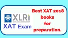 Best XAT 2018 books for preparation.-min