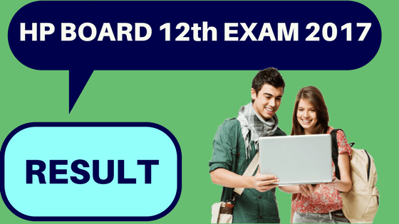 HP Board 12th Result