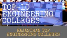 Rajasthan Top Engineering Colleges