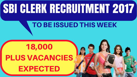 SBI Clerk Recruitment 2017