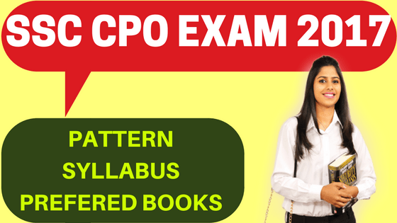 SSC CPO Exam
