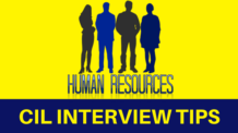 CIL HR Interview