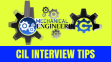 CIL Mechanical Interview