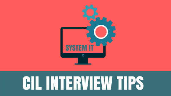 CIL System IT Interview