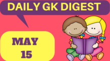 Daily GK Digest