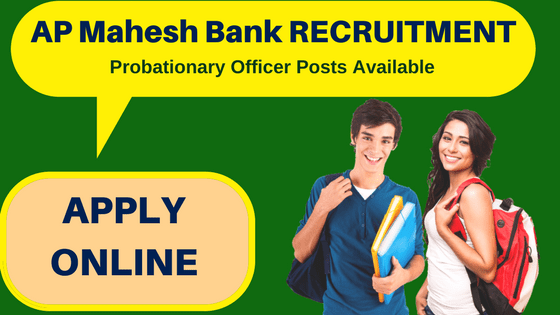 Mahesh Bank Recruitment