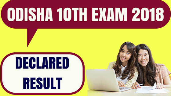 Odisha 10th Result
