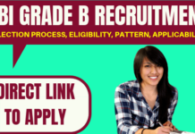 RBI Grade B Recruitment