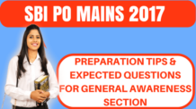 SBI PO Mains General Awareness-min