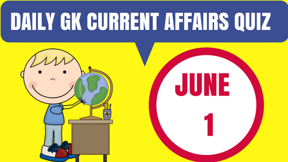 Daily-GK-Current-Affairs-Quiz-June-1 Job Application Form Axis Bank on part time, free generic, sonic printable, blank generic, big lots,