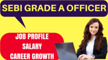 SEBI Grade A Officer Job