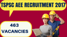 TSPSC AEE Recruitment
