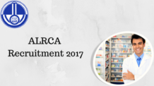 ALRCA Recruitment 2017