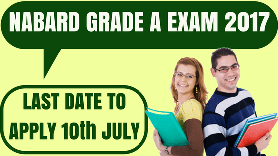 NABARD Grade A Recruitment