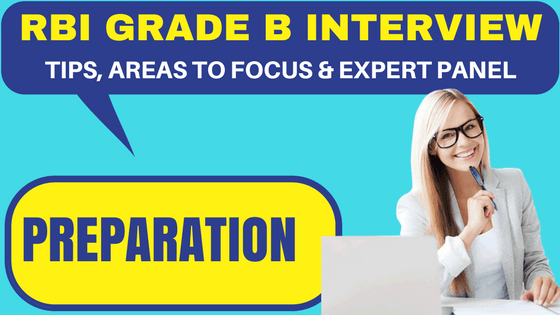 RBI Grade B Interview