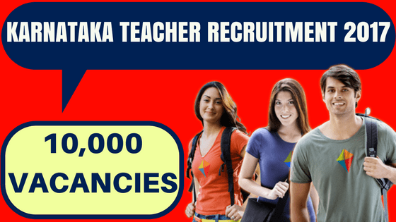 Karnataka Teacher Recruitment