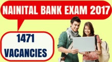 Nainital Bank Admit Card