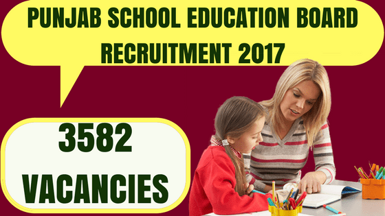 Punjab Teacher Recruitment