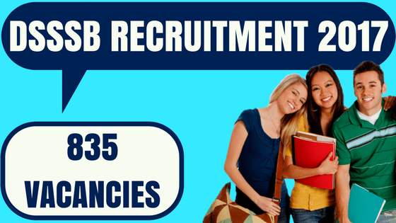 DSSSB Grade II Recruitment